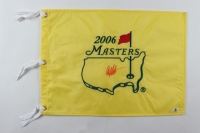 Craig Stadler Signed 2006 The Masters Golf Pin Flag (Beckett COA) at PristineAuction.com