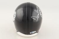 "David Prowse  Signed ""Star Wars"" Darth Vader Authentic Mini Football Helmet Inscribed ""Darth Vader"" (Beckett COA) at PristineAuction.com"