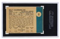 Wilt Chamberlain 1961-62 Fleer #8 RC (SGC 2) at PristineAuction.com