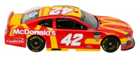 Kyle Larson Signed 2019 NASCAR #42 McDonald's McDelivery - 1:24 Premium Action Diecast Car (Beckett COA & PA Hologram) at PristineAuction.com
