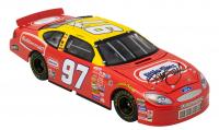 Kurt Busch Signed 2019 NASCAR #97 Little Tikes - 1:24 Premium Action Diecast Car (JSA COA) at PristineAuction.com