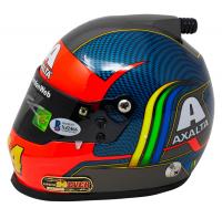 Jeff Gordon Signed NASCAR 1:3 Scale Mini Helmet (Beckett COA & Gordon Hologram) at PristineAuction.com