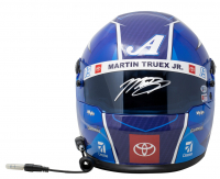 Martin Truex Jr. Signed NASCAR Auto-Owners Insurance Full-Size Helmet (Beckett COA & PA Hologram) at PristineAuction.com