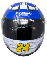 Jeff Gordon Signed NASCAR Panasonic Special Edition Full-Size Helmet (Beckett COA & Gordon Hologram) at PristineAuction.com