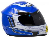 Jeff Gordon Signed NASCAR Panasonic Special Edition Full-Size Helmet (Beckett COA & Gordon Hologram) at PristineAuction.com