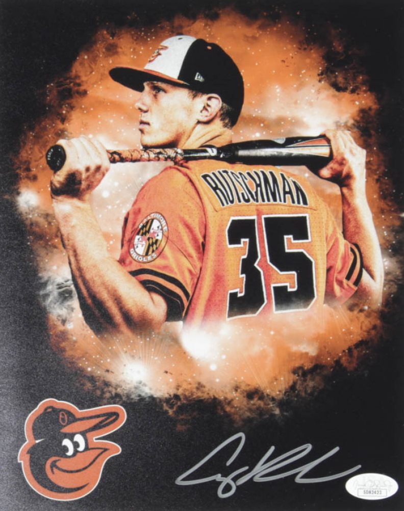 Adley Rutschman Signed Orioles 8x10 Photo (JSA COA) at PristineAuction.com