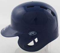 Brady Singer Signed Royals Mini Batting Helmet (JSA COA) at PristineAuction.com
