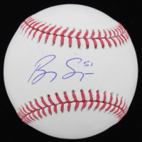 Brady Singer Signed OML Baseball (JSA COA) at PristineAuction.com