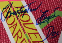 """Christopher Lloyd Signed """"Back To The Future Part II"""" Full-Size Hover Board Inscribed """"Doc"""" (Beckett COA) at PristineAuction.com"""