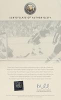"Bobby Orr Signed Bruins ""Hockey Fights Cancer"" Commemorative Puck (Orr COA & YSMS Hologram) at PristineAuction.com"