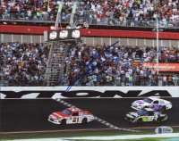 Trevor Bayne Signed 8x10 Photo (Beckett COA) at PristineAuction.com
