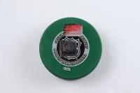 Bobby Orr Signed Bruins St. Patrick's Day Logo Hockey Puck (Orr COA & YSMS Hologram) at PristineAuction.com