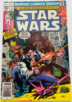 "Stan Lee Signed 1978 ""Star Wars"" Issue #7 Marvel Comic Book (Lee COA) at PristineAuction.com"