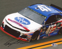 Ryan Preece Signed NASCAR 8x10 Photo (Beckett COA) at PristineAuction.com
