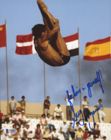 "Greg Louganis Signed Team USA 8x10 Photo Inscribed ""Believe in Yourself!"" (Beckett COA) at PristineAuction.com"
