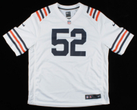 Khalil Mack Signed Bears Jersey (Beckett COA) at PristineAuction.com