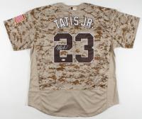 Fernando Tatis Jr. Signed Padres Jersey (Beckett COA) at PristineAuction.com