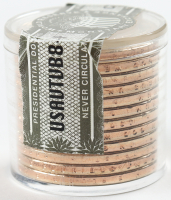 Ballistic Roll of (12) Uncirculated Andrew Jackson Presidential Dollars at PristineAuction.com