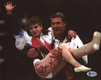 Bela Karolyi Signed 8x10 Photo (Beckett COA) at PristineAuction.com