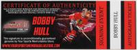"Bobby Hull Signed Blackhawks #66 Funko Pop! Vinyl Figure Inscribed ""HOF 1983"" (Hull COA) at PristineAuction.com"