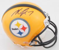 Michael Vick Signed Steelers Mini Helmet (Beckett COA) at PristineAuction.com