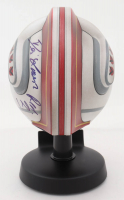 """Denis Lawson Signed """"Star Wars"""" Master Replicas 30th Anniversary Luke Skywalker X-Wing .45 Scale Replica Helmet Inscribed """"Red 2"""" (Beckett COA) at PristineAuction.com"""