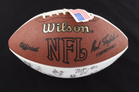 2000 Arizona Cardinals Football Team-Signed by (51) with Frank Sanders, Pat Tillman, Jake Plummer, Dave Brown, Simeon Rice, Aeneas Williams (Beckett LOA) at PristineAuction.com