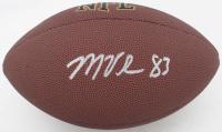 Marquez Valdes-Scantling Signed NFL Football (Beckett COA) at PristineAuction.com