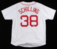 Curt Schilling Signed Jersey (JSA COA) at PristineAuction.com