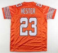 Devin Hester Signed Jersey (JSA COA) at PristineAuction.com