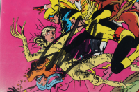 """Stan Lee Signed 1986 """"The New Mutants Annual"""" Vol. 1 Issue #2 Marvel Comic Book (CBCS 8.5) at PristineAuction.com"""