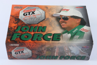 John Force Signed LE Castrol GTX 1999 Mustang Funny Car 1:24 Die-Cast Car (JSA COA) at PristineAuction.com