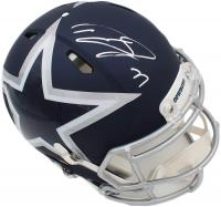 Tyron Smith Signed Cowboys Full-Size Authentic On-Field AMP Alternative Speed Helmet (Radtke COA) at PristineAuction.com