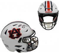 Derrick Brown Signed Auburn Tigers Full-Size Authentic On-Field SpeedFlex Helmet (Radtke COA) at PristineAuction.com