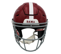 Amari Cooper Signed Alabama Crimson Tide Full-Size Authentic On-Field SpeedFlex Helmet (JSA COA) at PristineAuction.com