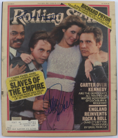 Carrie Fisher & Billy Dee Williams Signed 11.5x13.5 Rolling Stone Magazine Cover Page (JSA ALOA) (See Description) at PristineAuction.com