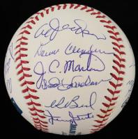 1969 Mets OML Baseball Team-Signed by (20) with Tom Seaver, Nolan Ryan, Donn Clendenon, Jerry Koosman, Cleon Jones, Al Weis (Beckett LOA) at PristineAuction.com
