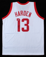 James Harden Signed Jersey (Beckett COA) at PristineAuction.com
