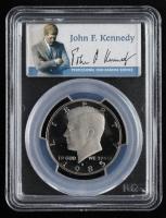 1985-S Kennedy Silver Half-Dollar (PCGS PR 69 DCAM) at PristineAuction.com