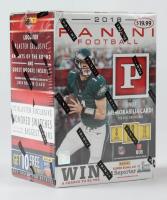 2018 Panini Football Blaster Box of (11) Packs at PristineAuction.com