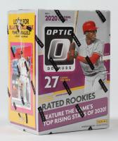 2020 Panini Donruss Optic Baseball Blaster Box of (7) Packs at PristineAuction.com