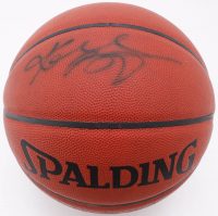 Kobe Bryant Signed NBA Basketball (PSA Hologram & Beckett LOA) (See Description) at PristineAuction.com
