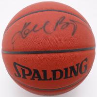 Kobe Bryant Signed NBA Basketball (PSA Hologram & Beckett LOA) (See Description) at PristineAuction.com
