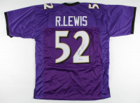 Ray Lewis Signed Jersey (PSA COA) at PristineAuction.com