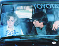 """Elisabeth Shue Signed """"Back To The Future Part III"""" 11x14 Photo (Beckett COA) at PristineAuction.com"""
