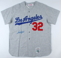 Sandy Koufax Signed Dodgers Jersey (JSA LOA) at PristineAuction.com