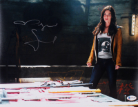 "Megan Fox Signed ""Transformers 2: Revenge of the Fallen"" 11x14 Photo (Beckett COA) at PristineAuction.com"