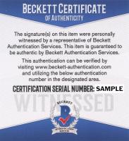 Megan Fox Signed 11x14 Photo (Beckett COA) at PristineAuction.com