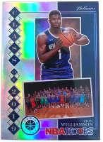 Zion Williamson 2019-20 Hoops Premium Stock Class of 2019 Holo #7 at PristineAuction.com