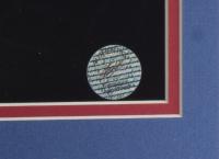 "Stan Lee Signed ""The Amazing Spider-Man 2"" 24x30 Custom Framed Poster Display (JSA COA & Lee Hologram) at PristineAuction.com"